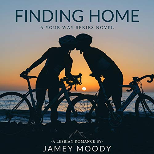Finding Home Audiobook By Jamey Moody cover art