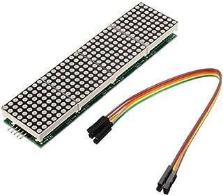 ILS – MAX7219 Dot Matrix Módulo 4 en 1 Pantalla para Arduino