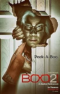 madea halloween poster