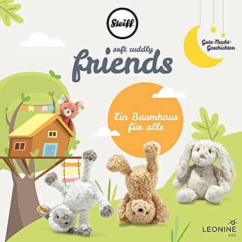 Steiff - Soft Cuddly Friends. Gute-Nacht-Geschichten 1 Titelbild