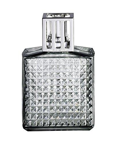 Lampe Berger - Diamante Grigia in Vetro - Lampada Catalitica Originale - 4473