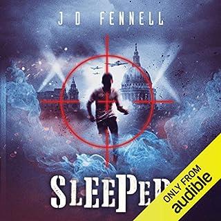 Sleeper audiobook cover art