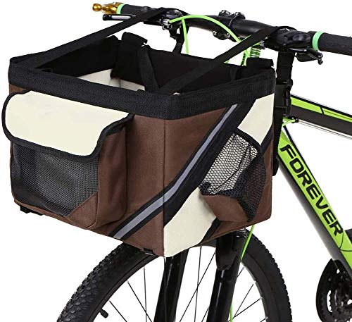 ConpConp Borsa Anteriore per Bicicletta da Ciclismo
