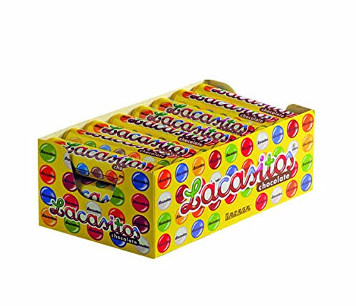 Lacasitos 24 tubos 20g(24 x 20g.)