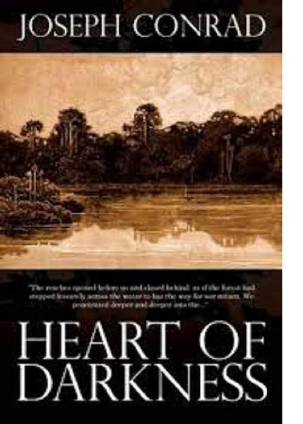 柔らかい登る遺産HEART OF DARKNESS (English Edition)