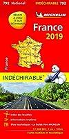 Michelin Frankreich 2019 (widerstandsfaehig)