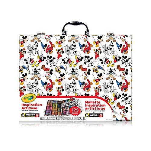 Crayola Mickey Mouse Inspiration Art Case