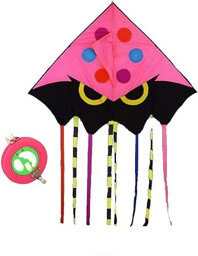 ZHWeißrachen Drachen Kinder Cartoon Drachen Leitungsl e 300m Langschw iger Drachen (Farbe   01, Größe   Line Length 300m)