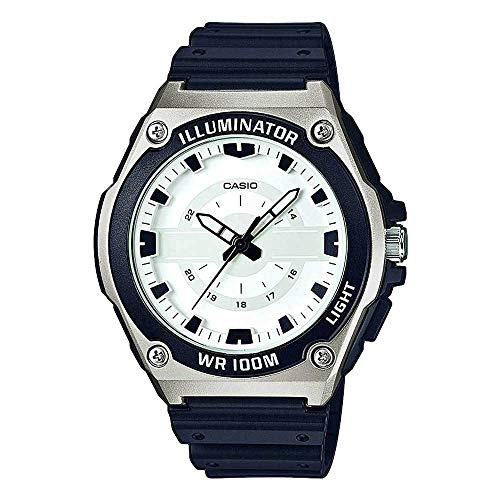 Casio Standard Analog Watch MWC100H-7A