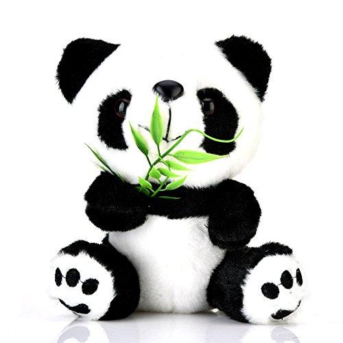 Juguete de muñeco Lindo panda, juguetes de regalo de animales de peluche de pandas gigantes para niños pequeños