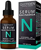 Serum Niacinamida 10% + Zinc + Planta de la Resurrección- Disminuye Poros e Imperfecciones, Mejora la Textura, Controla Producción Grasa, Unifica el Tono de la Piel, Calma y Reduce Irritaciones, Hidratación Facial Profunda, Antiarrugas- Ideal Para Todo Tipo de Piel- 88% Ingredientes Naturales-30ml