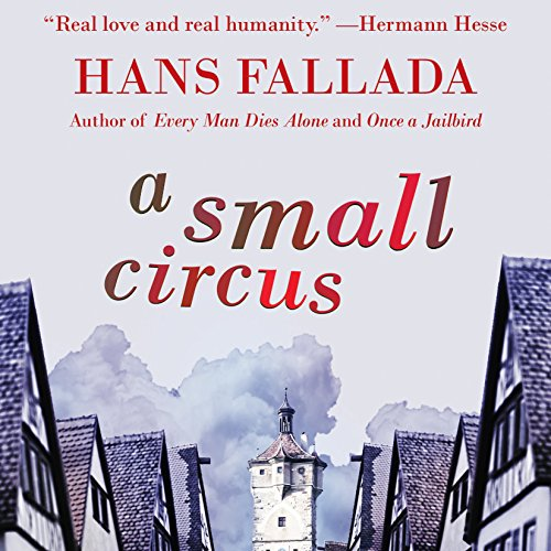 A Small Circus audiobook cover art