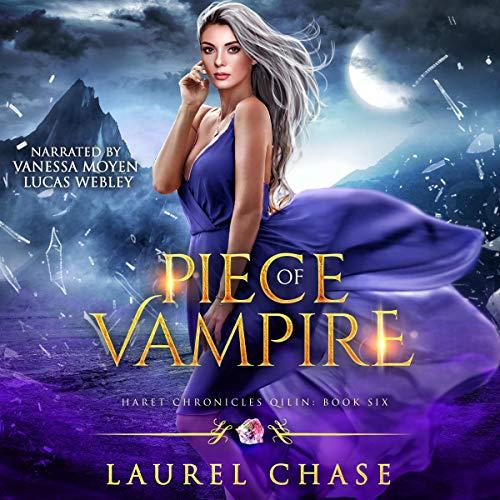 Piece of Vampire: A Fantasy Romance cover art