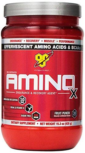 AMINO-X (Fruchtpunsch) (435g) 30 Portionen