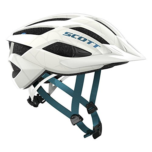 Scott Casco Arx MTB White Gloss L Unisex Adulto