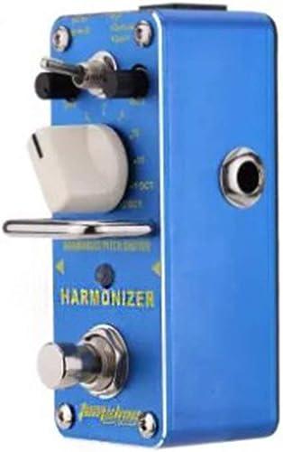 Entrega gratuita y rápida disponible. Sunnyday Harmonizer Pitch Shifter Pedal Pedal Pedal de Efecto de Guitarra eléctrica Mini Efecto único  ganancia cero