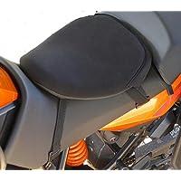 Cojín de gel para asiento de motocicleta