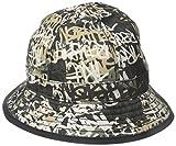 True Religion Men's Graffiti Print Bucket Hat,Skate Park,Small/Medium