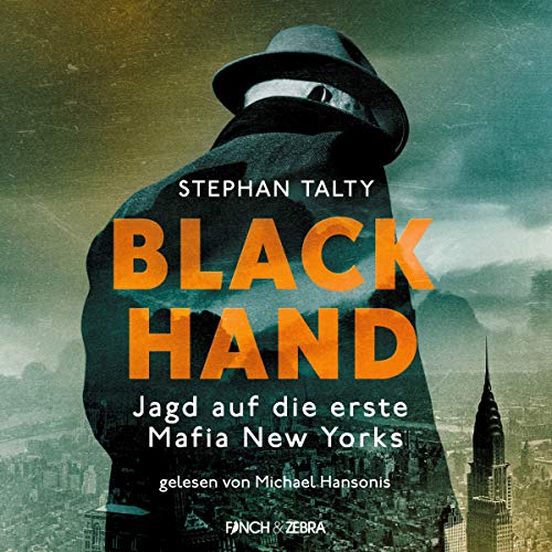Couverture de Black Hand