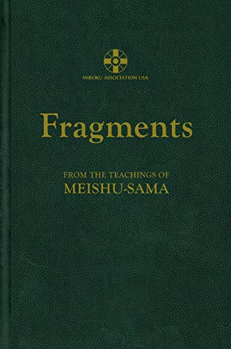 Fragments From the teachings of Meishu-sama (English Edition)