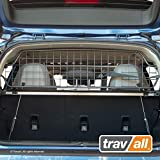 Travall Guard Compatible with Subaru Crosstrek (2012-Current) TDG1622 - Rattle-Free Steel Vehicle Specific Pet Barrier