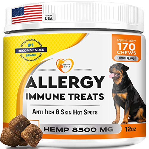 Top 10 best selling list for 10.supplements for.dogs.with allergies