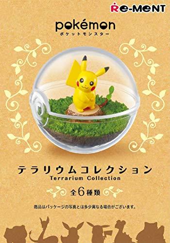 Pokemon Terrarium Collection 6 Stück Shokugan · Gummi (Pokemon)