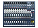 Soundcraft analog mixer