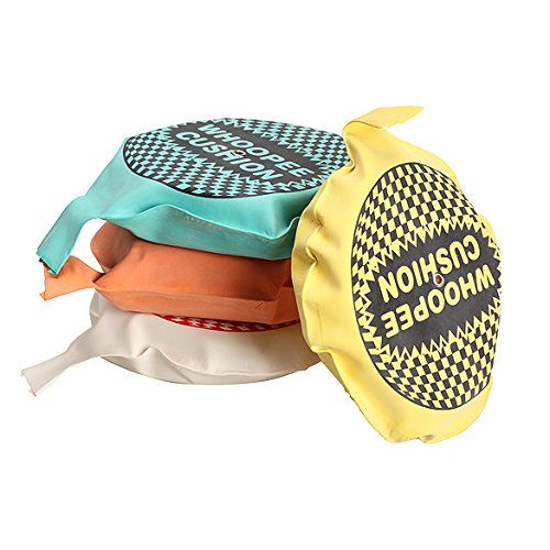 Everpert Whoopee Cojín autoinflable Whoopee Jokes Gags Bromas Fabricante truco divertido juguete Pedo Pad moda