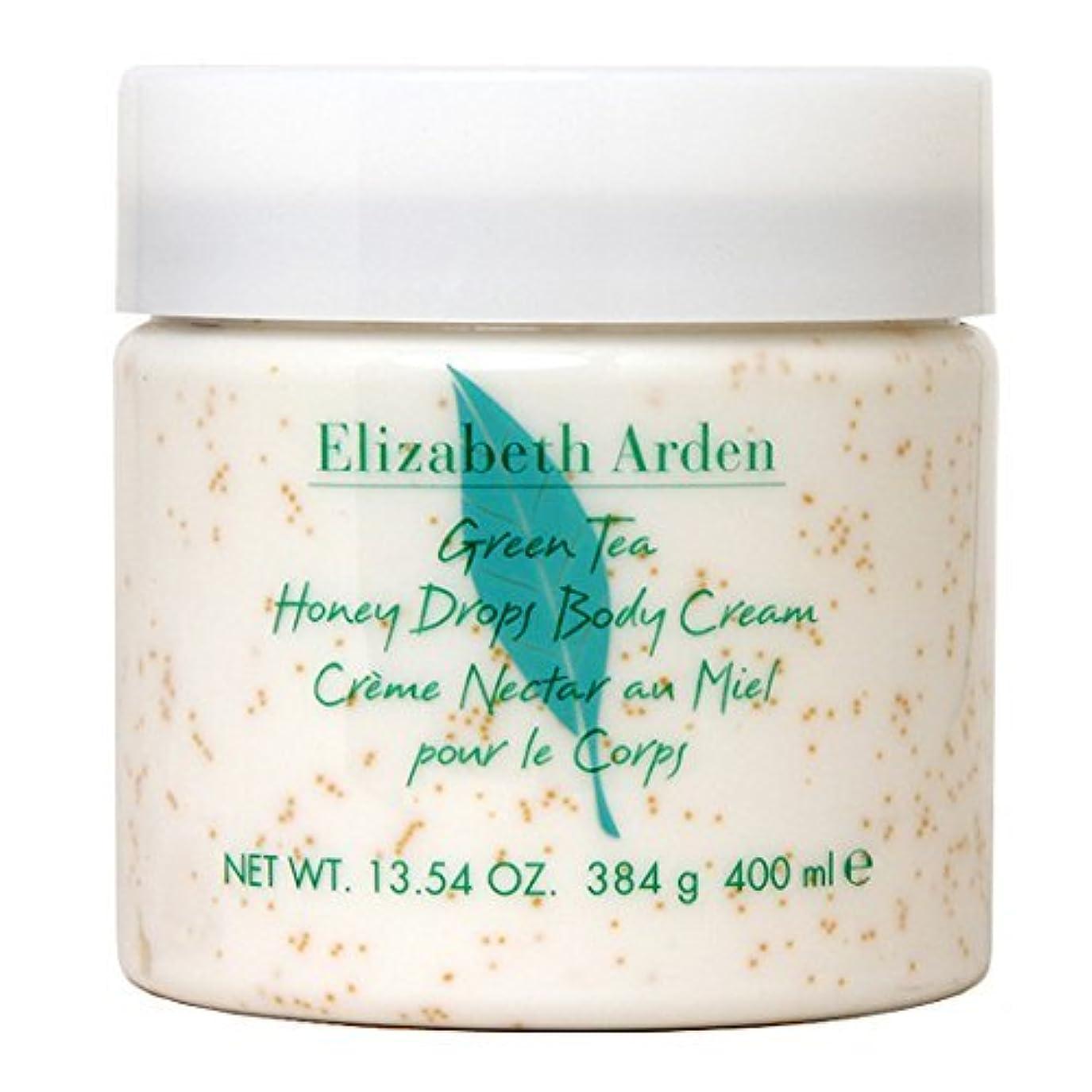 あたたかい処方凝縮するエリザベスアーデン ELIZABETH ARDEN グリーンティー ハニードロップクリーム500ml