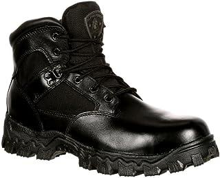 Rocky Alpha Force Women's Waterproof Public Service Boot Size 9(ME) Black