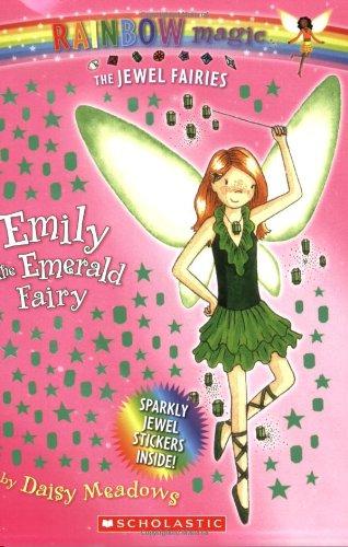 Emily the Emerald Fairy (Rainbow Magic)の詳細を見る