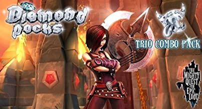 Mighty Quest For Epic Loot - The Trio Combo Pack [Online Game Code]