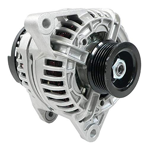 DB Electrical Abo0324 Alternator Compatible with/Replacement for 2.7 2.7L Audi Allroad Quattro 03 04 05 2003 2004 2005