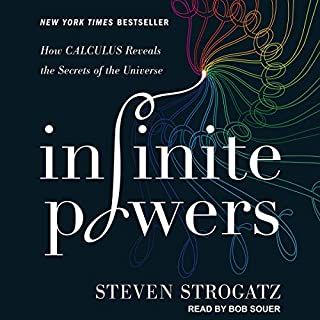 Infinite Powers audiobook cover art
