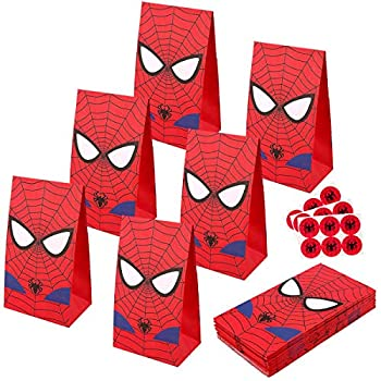 Best spiderman goodie bags Reviews