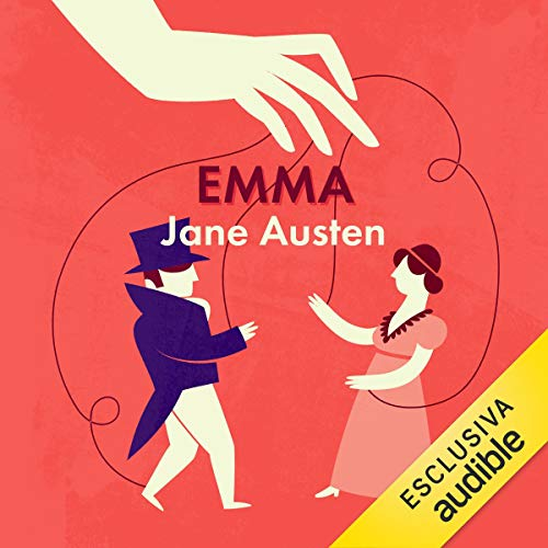 Emma audiobook cover art