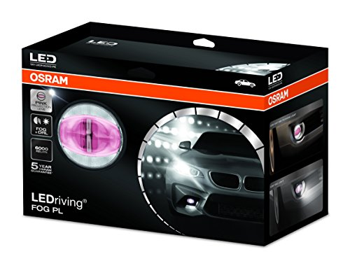 Osram LEDriving FOG PL Pink, Nebelscheinwerfer, LEDFOG103-PK, 1er Faltschachtel