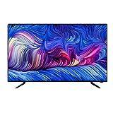 Smart TV Ultra HD 4K,Schermo LCD LED, HDR, Supporta la Funzione di visualizzazione della proiezione, 24 Pollici / 32 Pollici, HDMI, RF, LAN, Dolby Sound, Nero