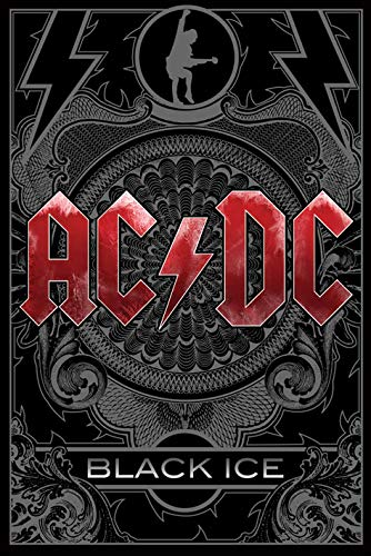 Import Posters AC/DC Poster, Mehrfarbig, 61 x 91.5cm
