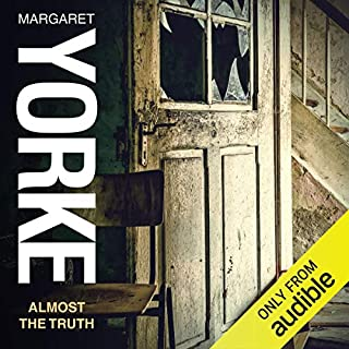 Almost the Truth audiobook cover art