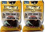 TillaMook Original Beef Jerky Country Smoker Zero Sugar 14 GR Protein...