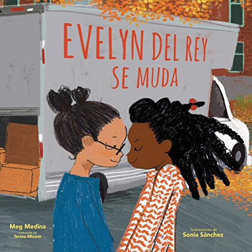 Evelyn Del Rey se muda [Evelyn Del Rey Is Moving Away]  By  cover art