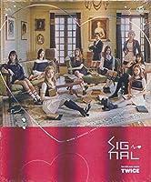 TWICE 4th Mini Album SIGNAL A Ver [韓国盤]