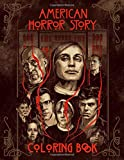 American Horror Story Coloring Book: Coloring Books For Adults With Freaking Horror TV Show
