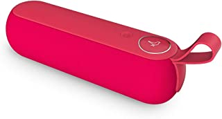 Libratone TOO Portable Bluetooth Speaker, Cerise Red