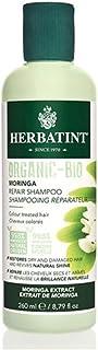 Herbatint biologico bio Moringa riparazione shampoo, 260ml