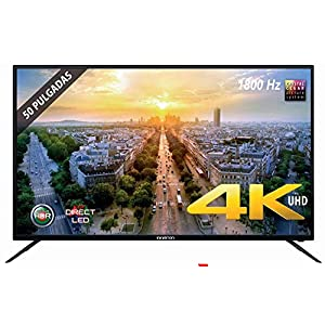 Hisense Smart 4K Ultra HD LED 55-Inch TV (2015 Model), [Importado de UK]: Amazon.es: Electrónica