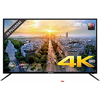 HKC 50F1 : 127 cm (50 Pulgadas) Smart-TV (4K Ultra HD, TripleTuner ...