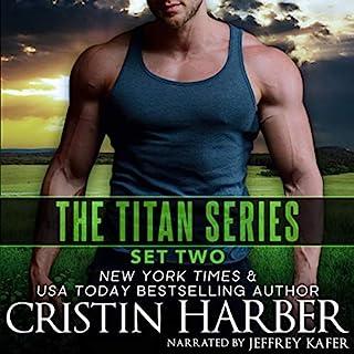 Couverture de The Titan Series: Set Two